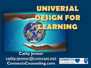 Universal Design for Learning Strategies You Can Use!