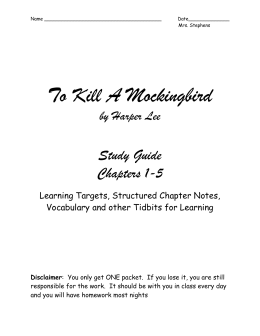 what is the significance of the title: to kill a mockingbird ? essay The significance of the title to kill a mockingbird when we hear the words to kill a mockingbird, we think of one thing a timeless classic, a literary work of art that in some way has touched us all, whether we were forced to read it in school or read it for enjoyment.