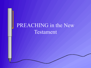 Preaching_files/Preaching in the New Testament