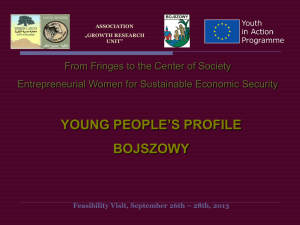 bojszowy profile 2 - Association Growth Research Unit