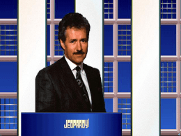 Jeopardy IV