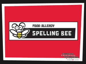 Food Allergy Spelling Bee