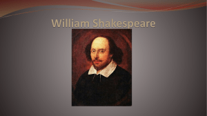 William Shakespeare - schule.bbs