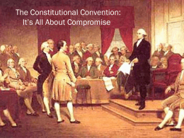 Constitutional Convention - pams