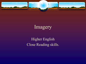 Imagery - Wallace High School