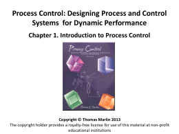 Chap_01_Marlin_2013 - Process Control Education