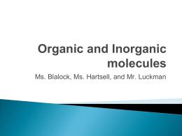 organic and inorganic compounds pdf