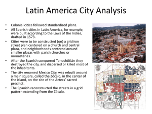 Latin America City Analysis