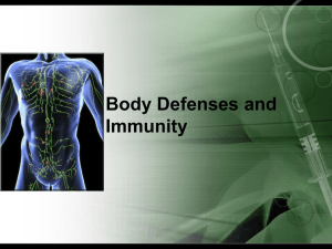 Immune System - Cobb Learning