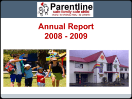 Click here to the Annual Report 2008 – 2009