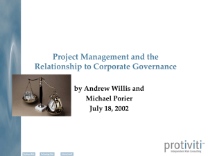 View/Download the Power Point Presentation