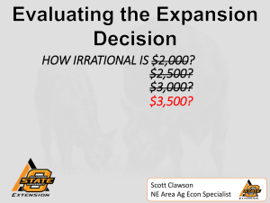Evaluating Expansion-PPT