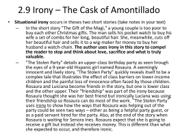 """mystery irony and imagery in the cask Mystery, irony, symbolism, and humor into this tale of horror published in 1846, """"the cask of amontillado"""", is a tale about revenge, torture, and murder that reflects poe's desire to punish."""