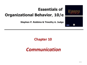 ob ch 9 ppt communication - Home
