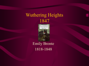 Wuthering Hights