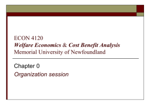 Meeting session - Memorial University of Newfoundland