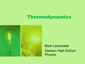File thermodynamics
