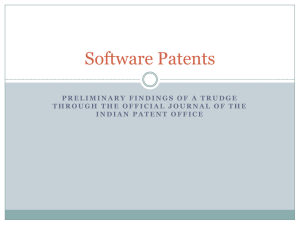 pranesh-software-patents