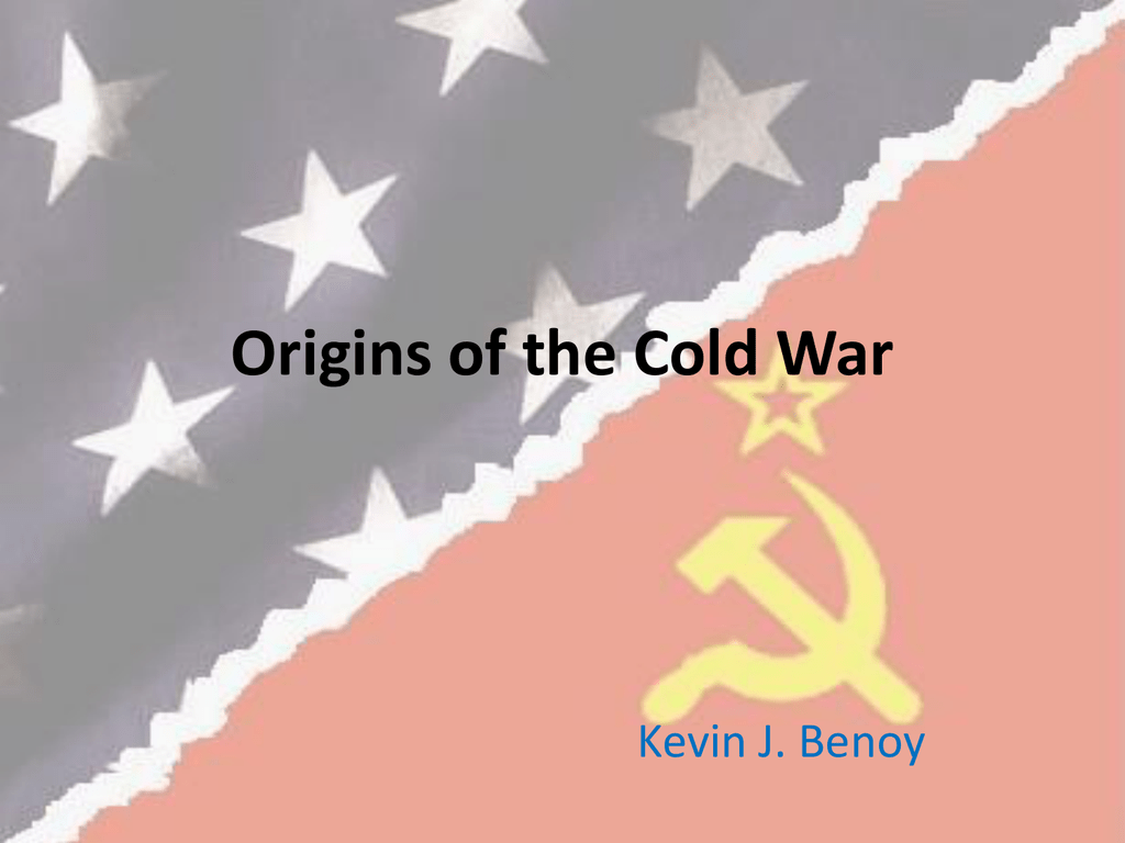 exploring the origins of the cold war V introduction to the origins of the cold war o n september 1, 1939, nazi troops invaded poland beginning world war ii on.