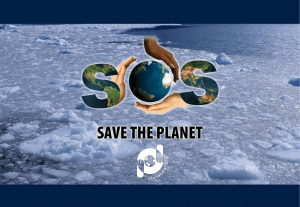 SOS Save the Planet