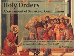 PPP1 Holy Orders