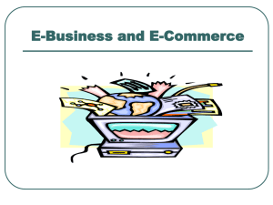 E-Business and E