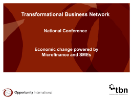 1 Terry Winters - Transformational Business Network