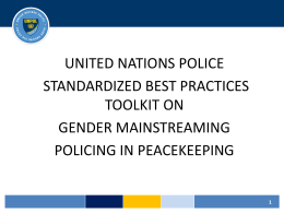Module 3 Lesson 5 SGBV Office (Instructor's PowerPoint)