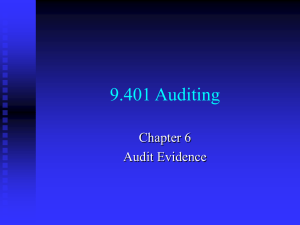9.401 Auditing