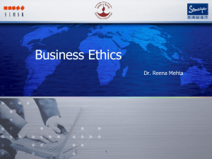 latest 2014 ethics