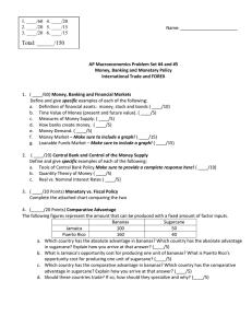 math 362 problem set #5 macro unit 5 international trade and forex