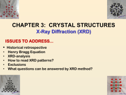 Lecture_XRD