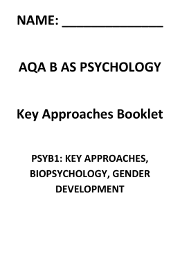 The Biological Approach Essay Checker - image 9