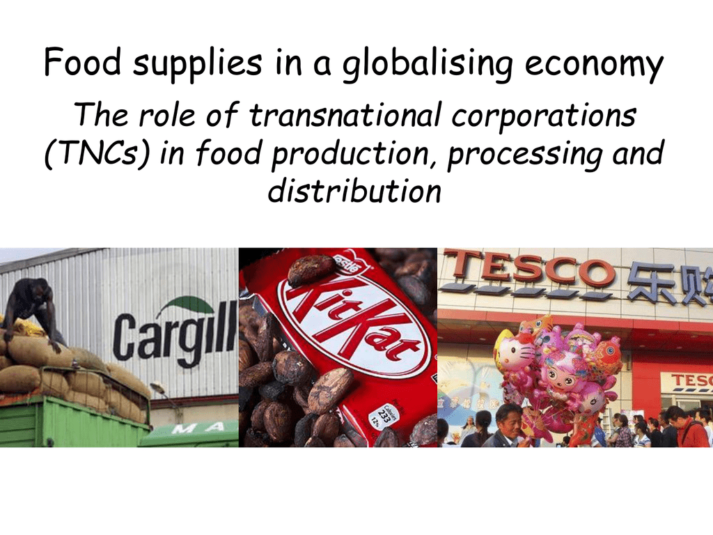 nestle case study tnc
