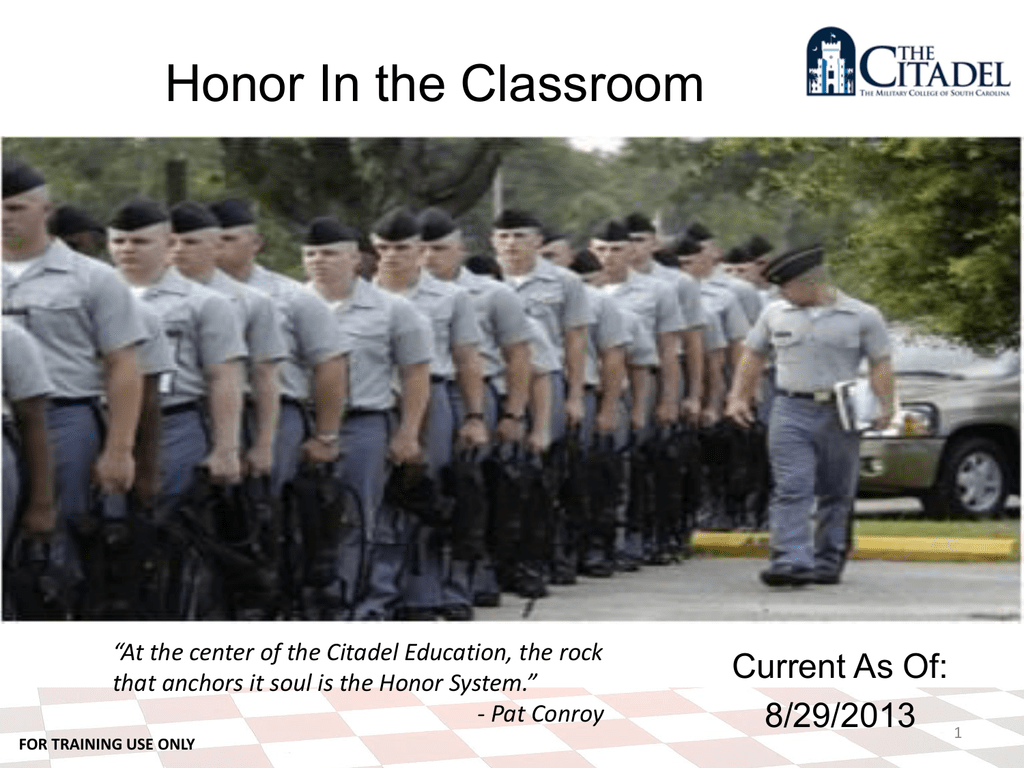 Did Cadet X commit an Honor Violation?