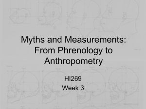 Identifying the *Other*: imperial fingerprints and anthropometry
