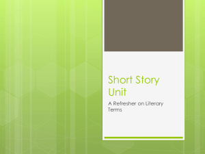 (TS)In the short story