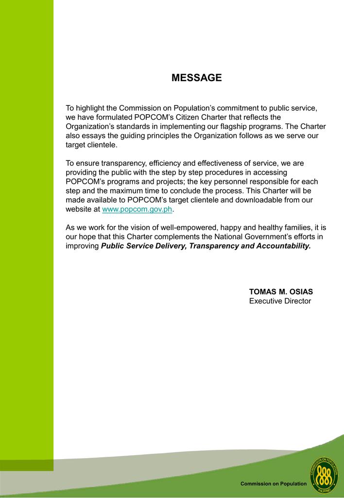 public service scholarship essay