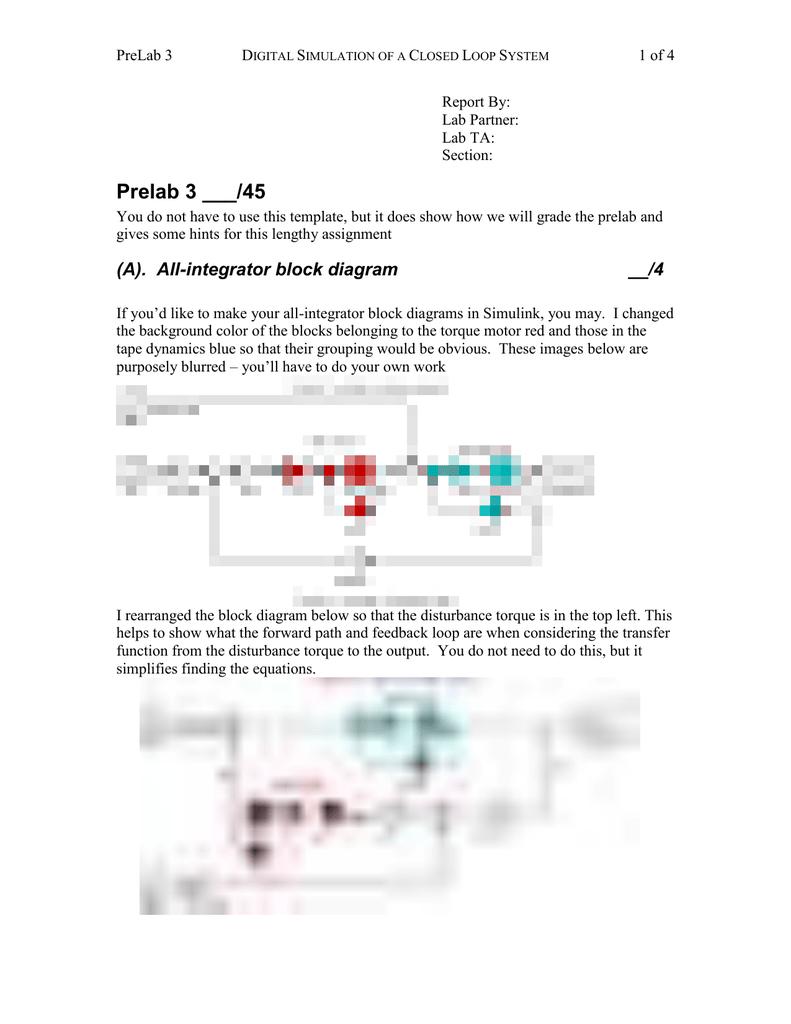 Docx Make A Block Diagram