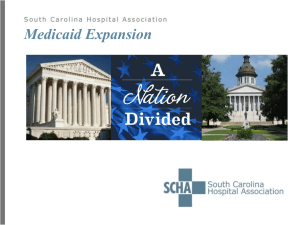 Thornton Kirby's Presentation/Medicaid Update March 2013 (PPT)