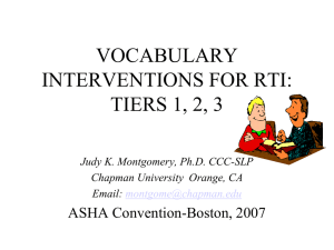 vocab interventions RiT