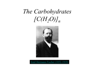 The Chemistry of Carbohydrates/Fischer's Proof