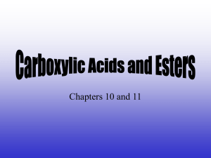 File carboxylic acids-Chap 10 & 11