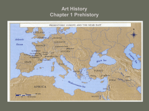 Chapter 1 Global Prehistory Power Point