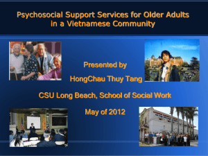 ePoster_HongChau - California State University, Long Beach