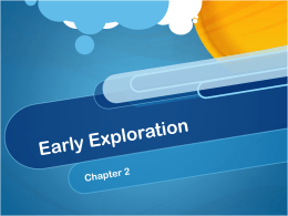 Early Exploration - Kawameeh Middle School