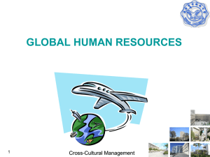 Global Human Resource