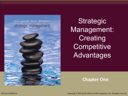 strategic management and motorola Strategic report for  motorola, inc harkness consulting  innovation through collaboration  zeeshan hyder   harkness consulting focused on several strategic issues with respect to motorola's operations  businesses by removing the unprofitable business and also enabling management to focus on the core operations of the company.