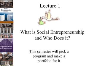 2015-Lecture 01 Where do program ideas come from