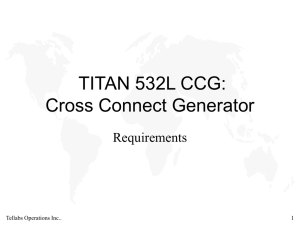 Single Titan Management System